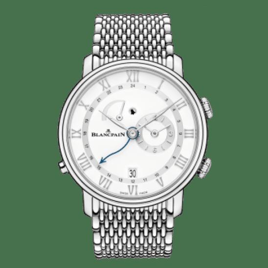 Blancpain Villeret Réveil GMT 6640-1127-MMB