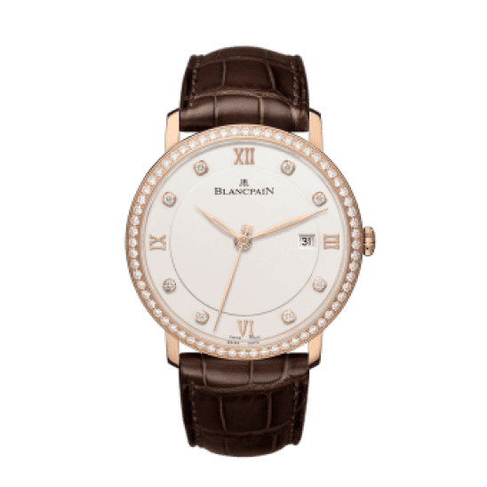 Blancpain Villeret Ultraplate 6651-2987-55B