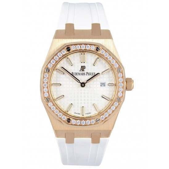 Audemars Piguet Ladies Royal Oak Quartz 67651OR.ZZ.D010CA.01