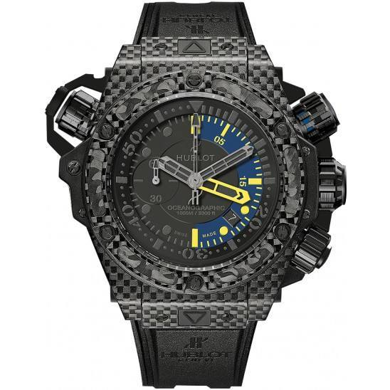 Hublot King Power Oceanographic 1000 Limited Edition 732.QX.1140.RX