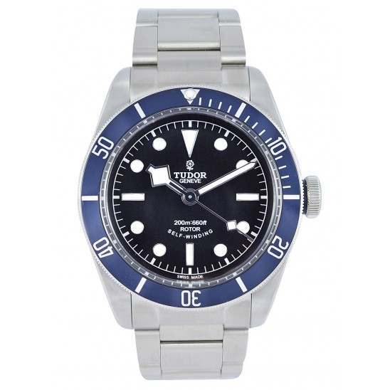 Tudor Heritage Black Bay 79220B Steel