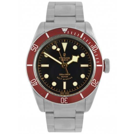 Tudor Heritage Black Bay 41mm 79220R Steel