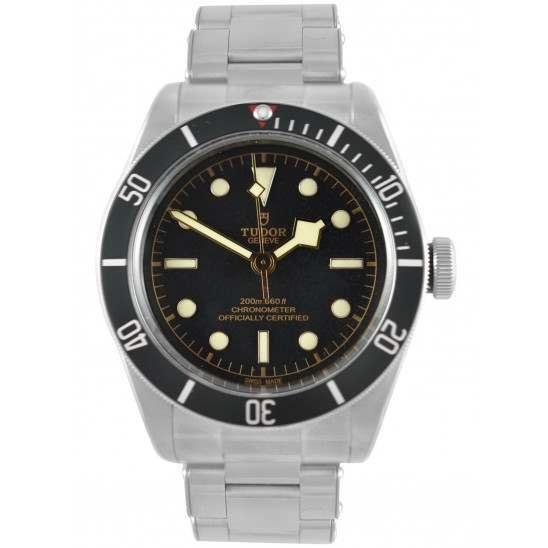 "Tudor Heritage Black Bay ""Rivet"" Steel Bracelet 79230N"