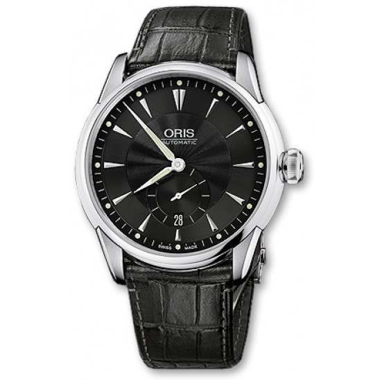 Oris Artelier Small Second Date 01 623 7582 4074-07 5 21 71FC