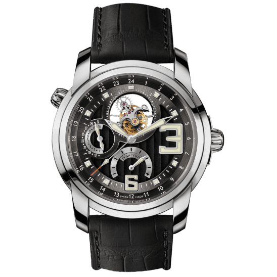 Blancpain L-Evolution GMT Tourbillon 8825-1530-53B