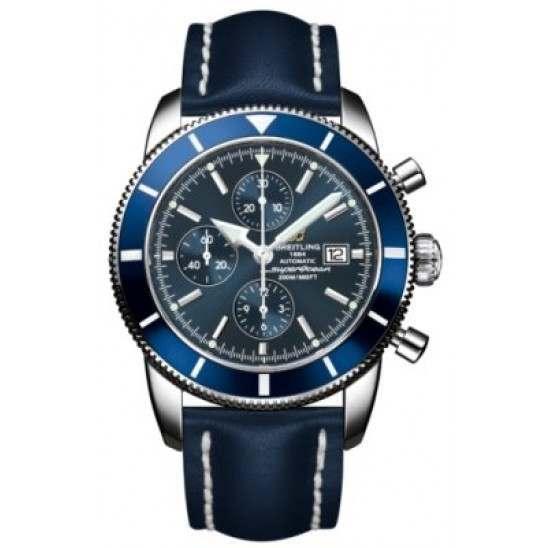 Breitling Superocean Heritage Chronographe 46 Caliber 13 Automatic Chronograph A1332016C758101X