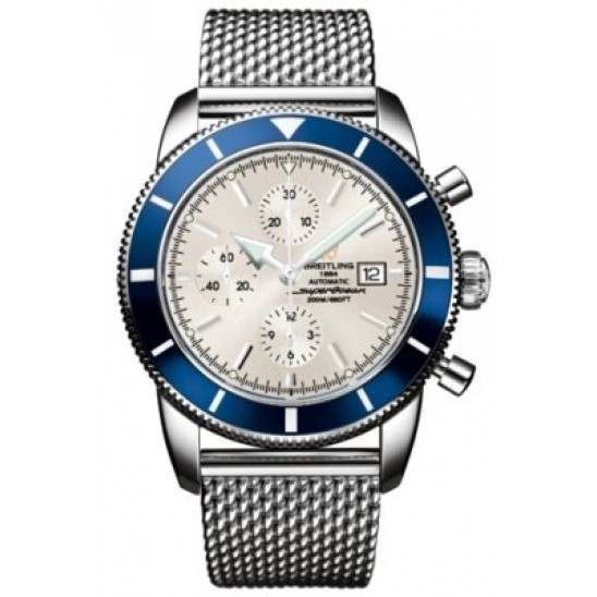 Breitling Superocean Heritage Chronographe 46 Caliber 13 Automatic Chronograph A1332016.G698.152A
