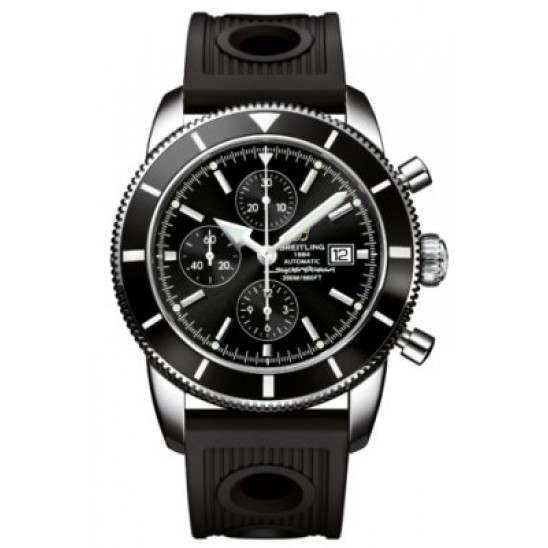 Breitling Superocean Heritage Chronographe 46 Caliber 13 Automatic Chronograph A1332024.B908.201S