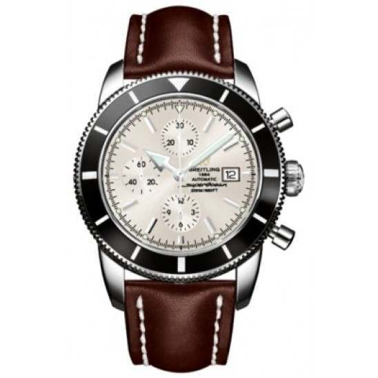 Breitling Superocean Heritage Chronographe 46 Caliber 13 Automatic Chronograph A1332024.G698.443X