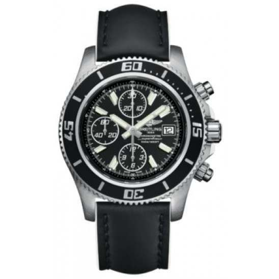 Breitling Superocean Chronograph II (Satin) Caliber 13 Automatic A1334102.BA84.226X