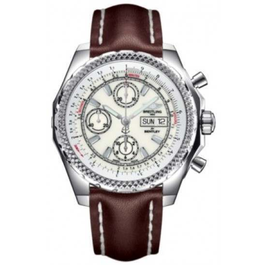 Breitling Bentley GT II Caliber 13B Automatic Chronograph A1336512.A736.437X