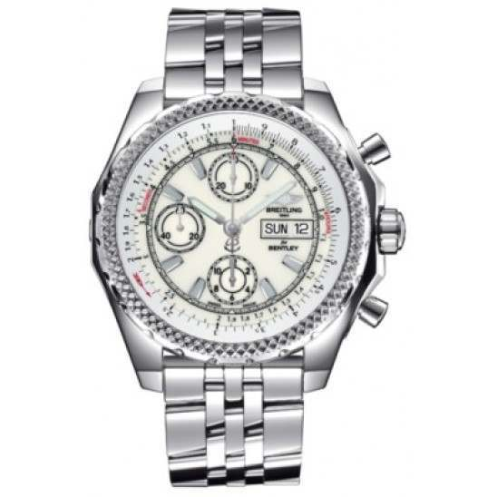 Breitling Bentley GT II Caliber 13B Automatic Chronograph A1336512.A736.980A