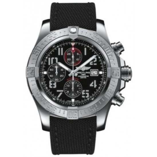 Breitling Super Avenger II Caliber 13 Automatic Chronograph A1337111.BC28.104W