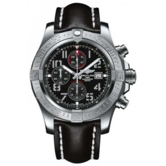 Breitling Super Avenger II Caliber 13 Automatic Chronograph A1337111.BC28.441X