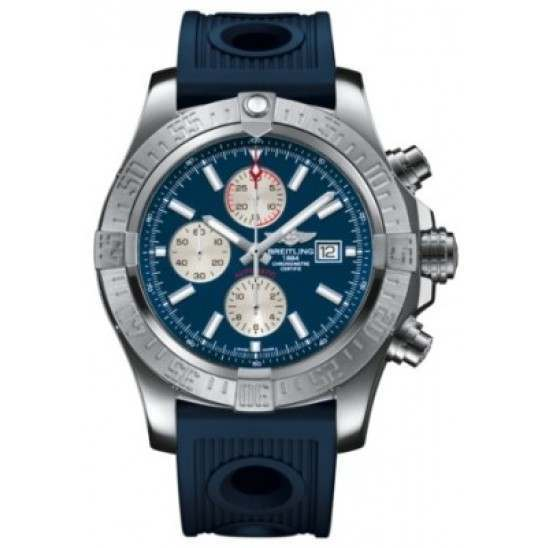 Breitling Super Avenger II Caliber 13 Automatic Chronograph A1337111.C871.205S