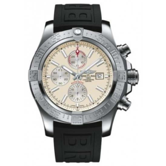 Breitling Super Avenger II Caliber 13 Automatic Chronograph A1337111.G779.154S