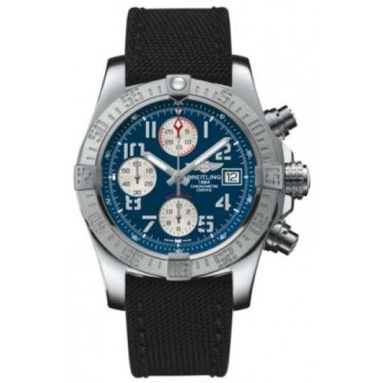 Breitling Avenger II Caliber 13 Automatic Chronograph A1338111.C870.103W