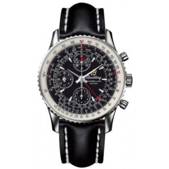 Breitling Montbrillant Datora Caliber 21 Automatic Chronograph A2133012.BB58.435X