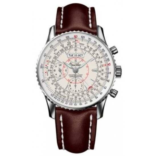 Breitling Montbrillant Datora Caliber 21 Automatic Chronograph A2133012.G518.437X