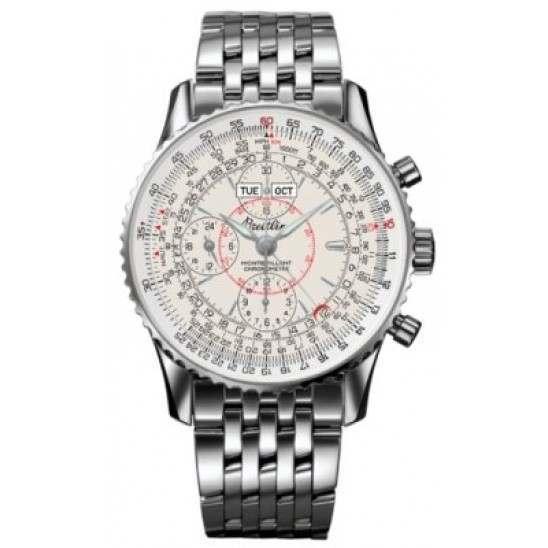 Breitling Montbrillant Datora Caliber 21 Automatic Chronograph A2133012.G518.441A