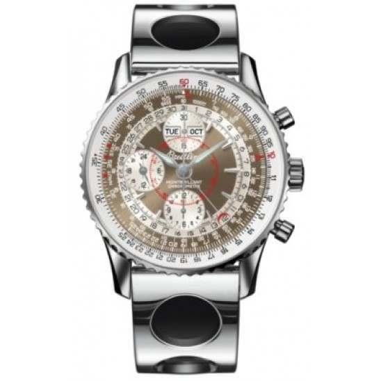 Breitling Montbrillant Datora Caliber 21 Automatic Chronograph A2133012.Q577.222A