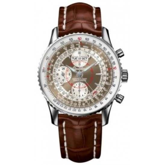 Breitling Montbrillant Datora Caliber 21 Automatic Chronograph A2133012.Q577.737P