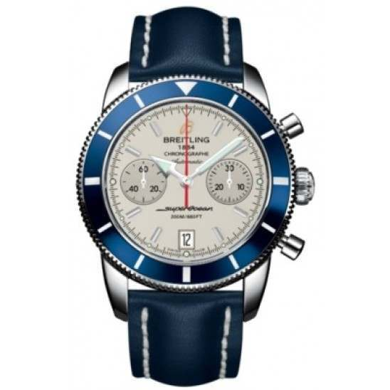 Breitling Superocean Heritage Chronographe 44 Caliber 23 Automatic Chronograph A2337016G753105X