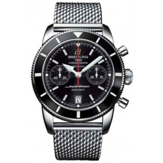 Breitling Superocean Heritage Chronographe 44 Caliber 23 Automatic Chronograph A2337024BB81154A
