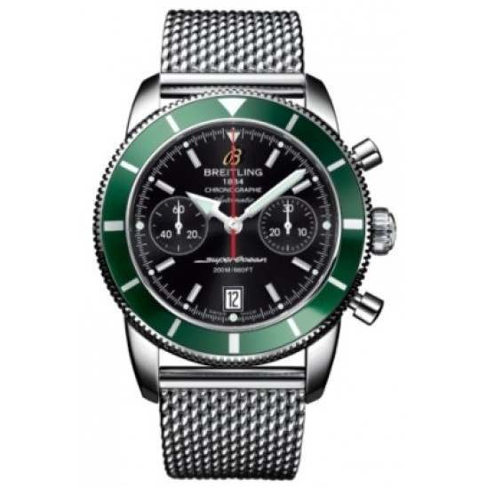 Breitling Superocean Heritage Chronographe 44 Caliber 23 Automatic Chronograph A2337036BB81154A