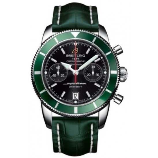 Breitling Superocean Heritage Chronographe 44 Caliber 23 Automatic Chronograph A2337036BB81748P