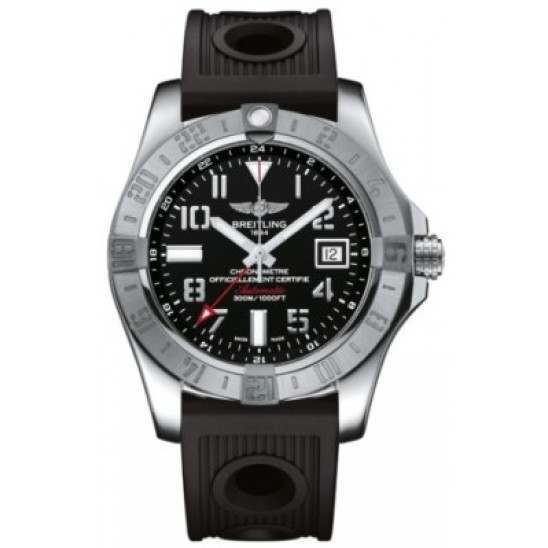 Breitling Avenger II GMT Caliber 32 Automatic A3239011.BC34.200S