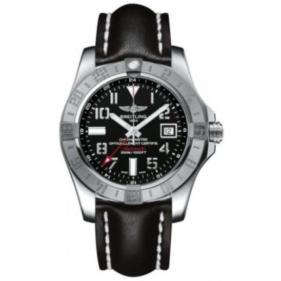 Breitling Avenger II GMT Caliber 32 Automatic A3239011.BC34.435X