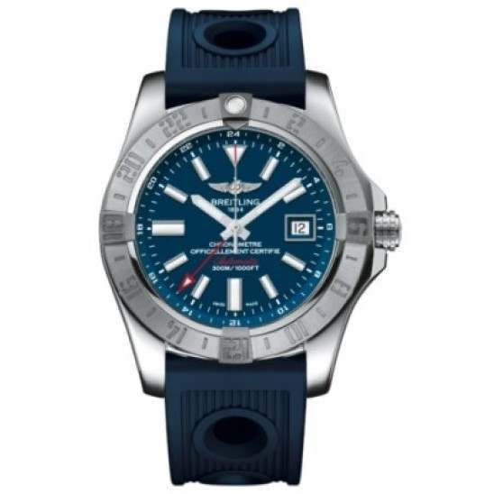 Breitling Avenger II GMT Caliber 32 Automatic A3239011.C872.211S