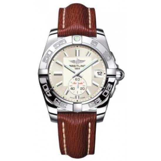 Breitling Galactic 36 (Polished Steel) Caliber 37 Automatic A3733012.G706.216X