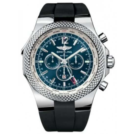 Breitling Bentley GMT Caliber 47B Automatic Chronograph A4736212.C768.210S