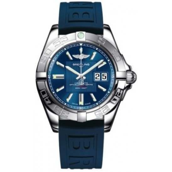 Breitling Galactic 41 (Steel) Caliber 49 Automatic A49350L2.C806.148S