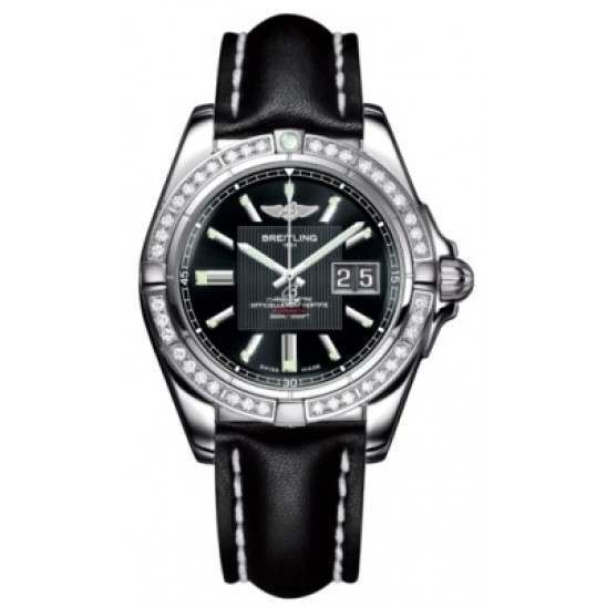 Breitling Galactic 41 (Steel) Caliber 49 Automatic A49350LA.BA07.428X