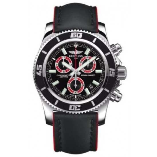 Breitling Superocean Chronograph M2000 Caliber 73 Quartz A73310A8BB72233X