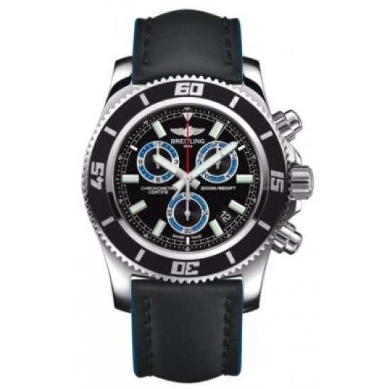 Breitling Superocean Chronograph M2000 Caliber 73 Quartz A73310A8BB74232X