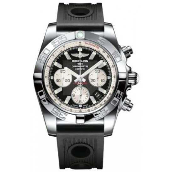 Breitling Chronomat 44 (Polished) Caliber 01 Automatic Chronograph AB011012.B967.200S