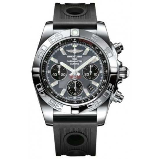 Breitling Chronomat 44 (Polished) Caliber 01 Automatic Chronograph AB011012.F546.200S