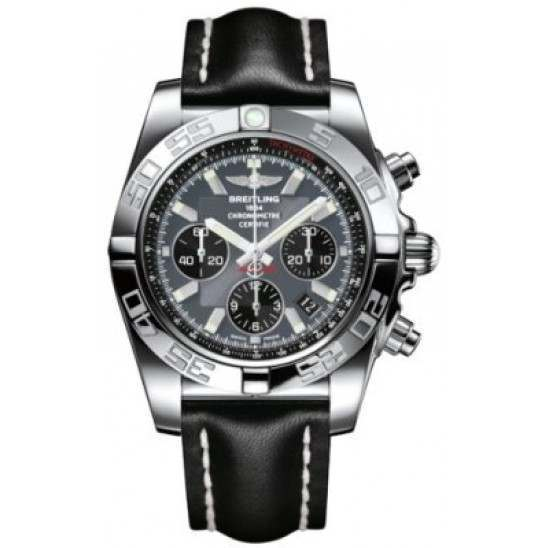 Breitling Chronomat 44 (Polished) Caliber 01 Automatic Chronograph AB011012.F546.435X