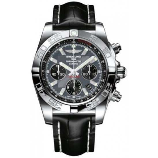 Breitling Chronomat 44 (Polished) Caliber 01 Automatic Chronograph AB011012.F546.743P