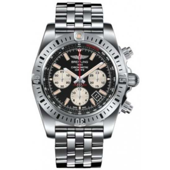 Breitling Chronomat 44 Airborne Caliber 01 Automatic Chronograph AB01154G.BD13.375A