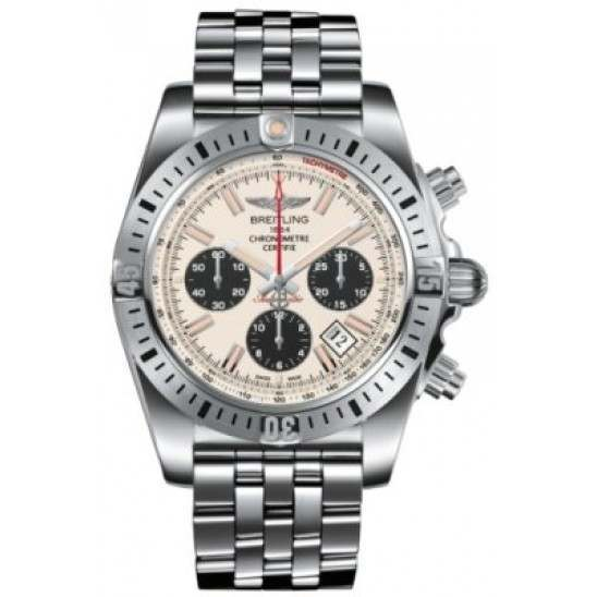 Breitling Chronomat 44 Airborne Caliber 01 Automatic Chronograph AB01154G.G786.375A