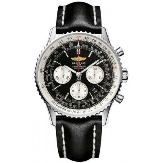 Breitling Navitimer 01 Caliber 01 Automatic Chronograph AB012012BB01435X