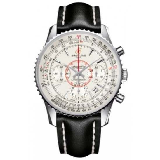 Breitling Montbrillant 01 Caliber 01 Automatic Chronograph AB013012.G709.428X