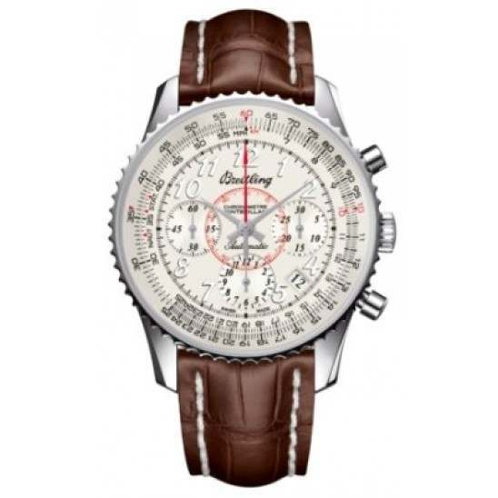 Breitling Montbrillant 01 Caliber 01 Automatic Chronograph AB013012.G735.724P
