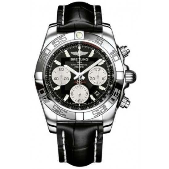 Breitling Chronomat 41 (Steel) Caliber 01 Automatic Chronograph AB014012.BA52.728P