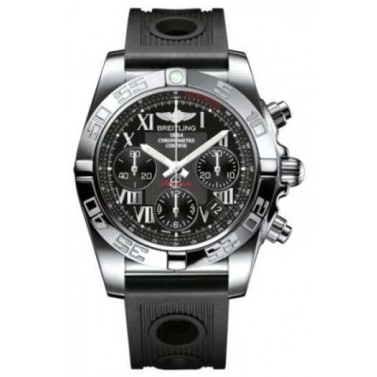 Breitling Chronomat 41 (Steel) Caliber 01 Automatic Chronograph AB014012.BC04.202S